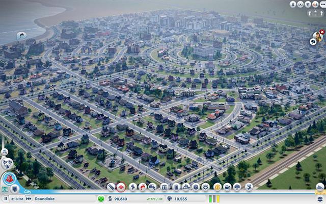 Best City Design Simcity