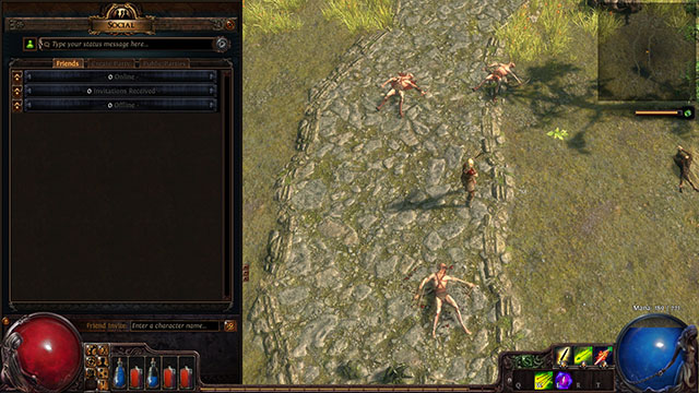Guia para o Open Beta de Path of Exile
