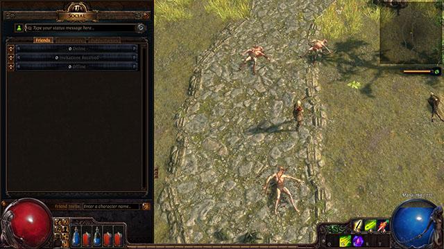 Guia para o Open Beta de Path of Exile