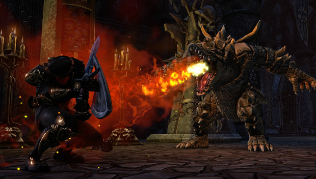 história de The Elder Scrolls Online