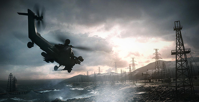 trailer do Battlefield 4
