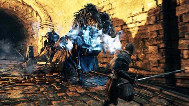gameplay trailer de Dark Souls II