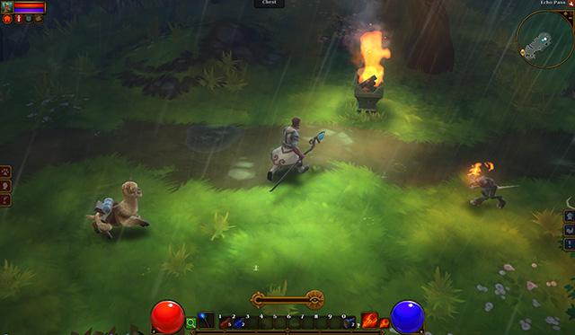 suporte a mods no Torchlight 2