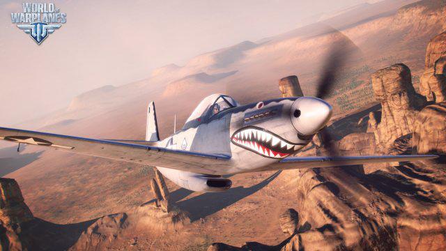 Open beta de World of Warplanes