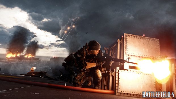 Multiplayer do Battlefield 4