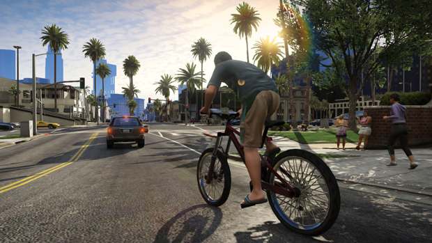 trailer oficial do GTA V
