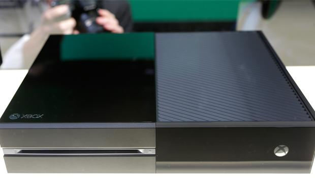 Lançamento do Xbox One
