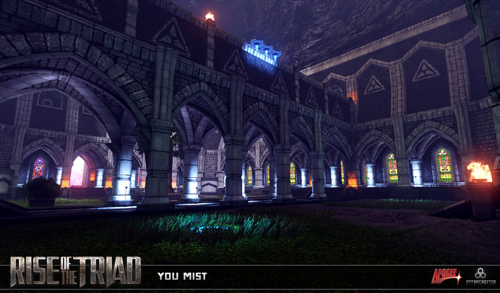Update 1.1 para Rise of The Triad