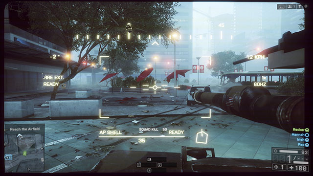 Multiplayer de Battlefield 4