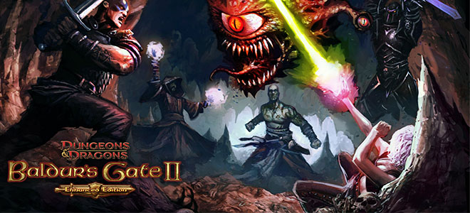 Análise – Baldur's Gate 2 Enhanced Edition