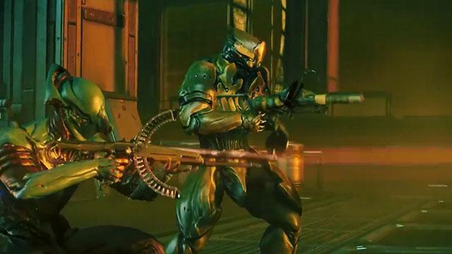 Warframe para PlayStation 4