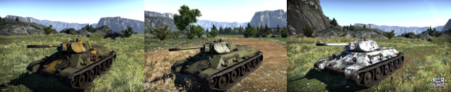 round Forces para War Thunder