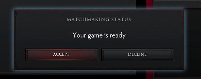 Dota 2 matchmaking rank