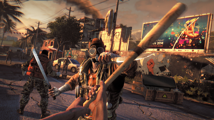 Novo trailer de dying light