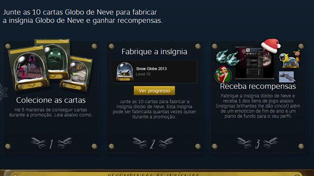 Promoção de natal do Steam