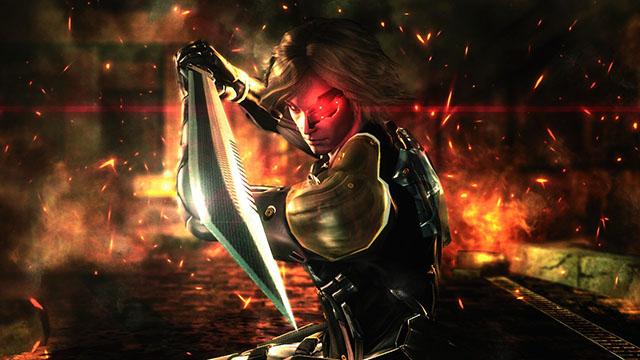 Metal Gear Rising para PC