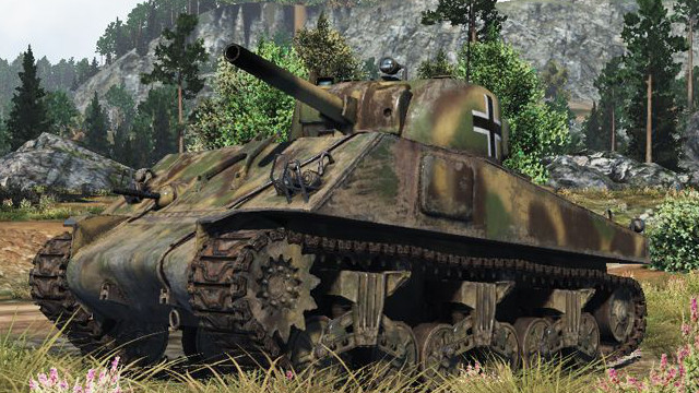 Ground Forces para War Thunder
