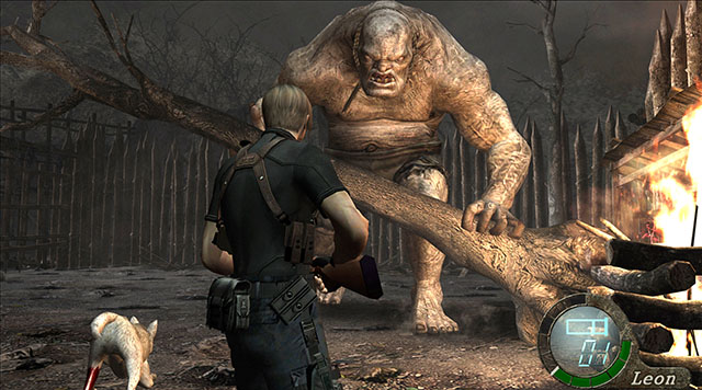 Resident Evil 4 no Steam