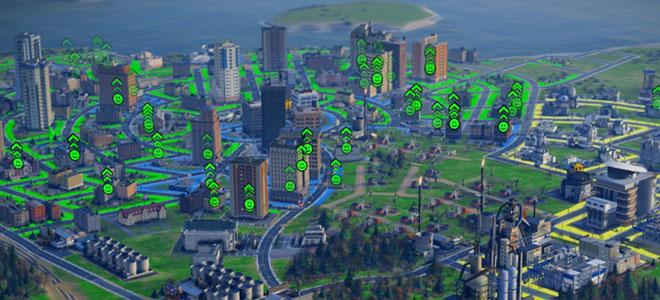 Offline em Sim City