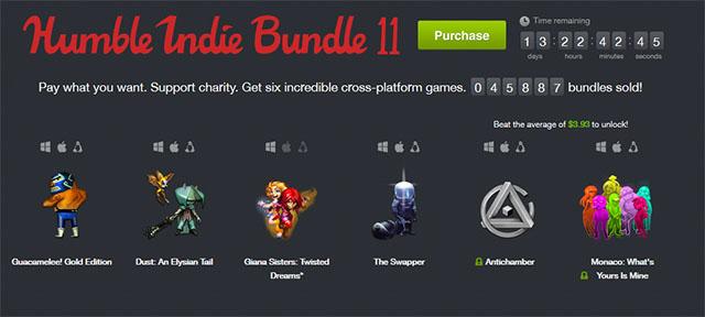 Humble Bundle 11