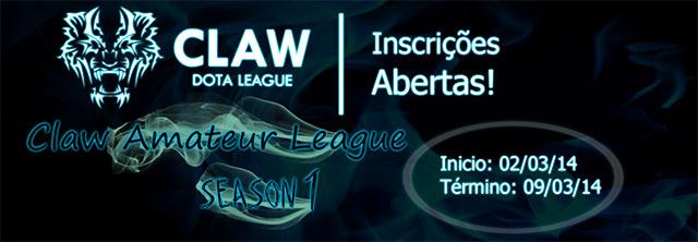 Claw Amateur League