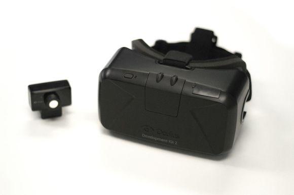 Facebook Compra a Oculus VR