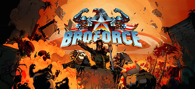 BroForce chega no Steam Early Access