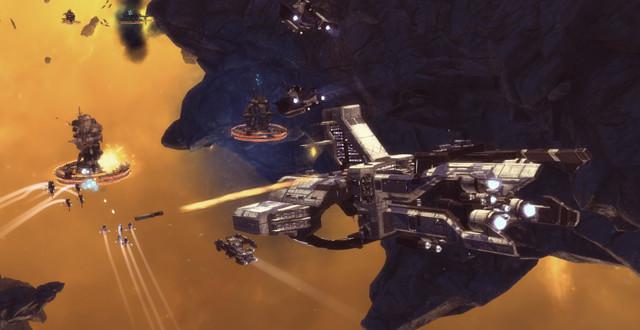 Com foco no single-player, Ancient Space é anunciado