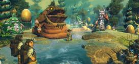 Expansão Golden Realms para Age of Wonders III adiciona nova raça e unidades