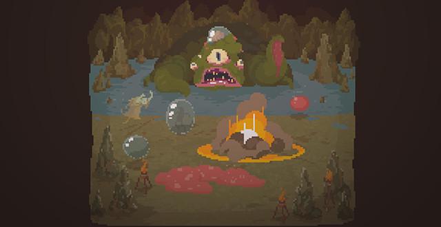 Crawl – Um rpg onde os seus amigos controlam os monstros