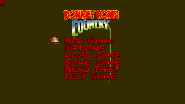 Donkey Kong Country no Doom