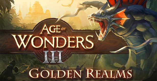 Expansão Golden Realms: novas maneiras de vencer em Age of Wonders III