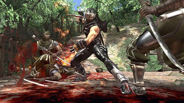 Ninja Gaiden II no Master Ninja