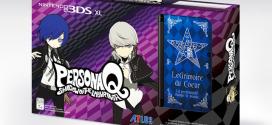 Nintendo 3DS especial do Persona Q será lançado nos EUA