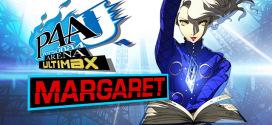 Margaret chega em outubro para Persona 4 Arena Ultimax