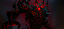 Novo Shadow Fiend é tema da próxima atualização do Dota 2