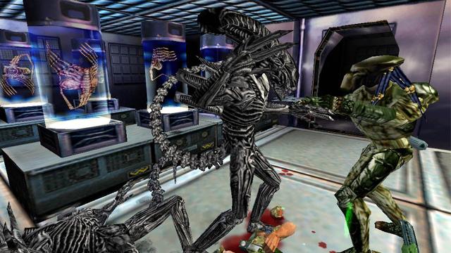 Alien vs Predator de graça
