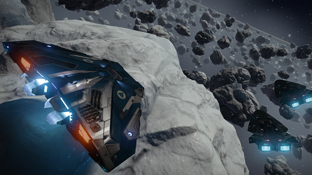 Beta 2 do Elite: Dangerous