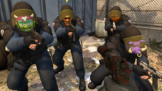 Counter-Strike: GO recebe evento de Halloween