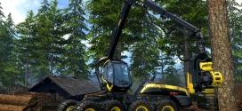 Agora você poderá cortar árvores em Farming Simulator 15