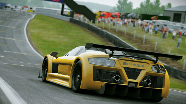Project CARS é adiado