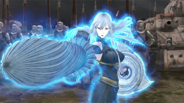 SEGA anuncia versão PC de Valkyria Chronicles