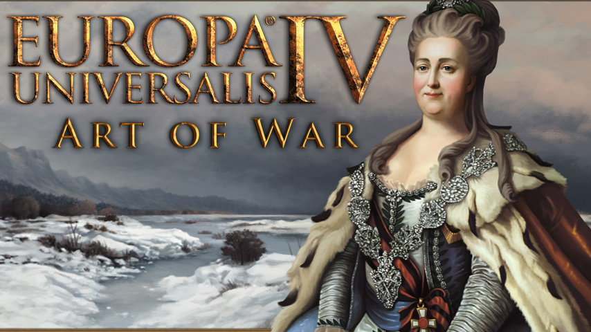 Análise – Europa Universalis IV: Art of War
