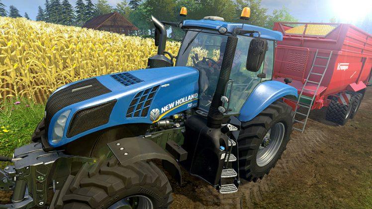 Análise – Farming Simulator 15