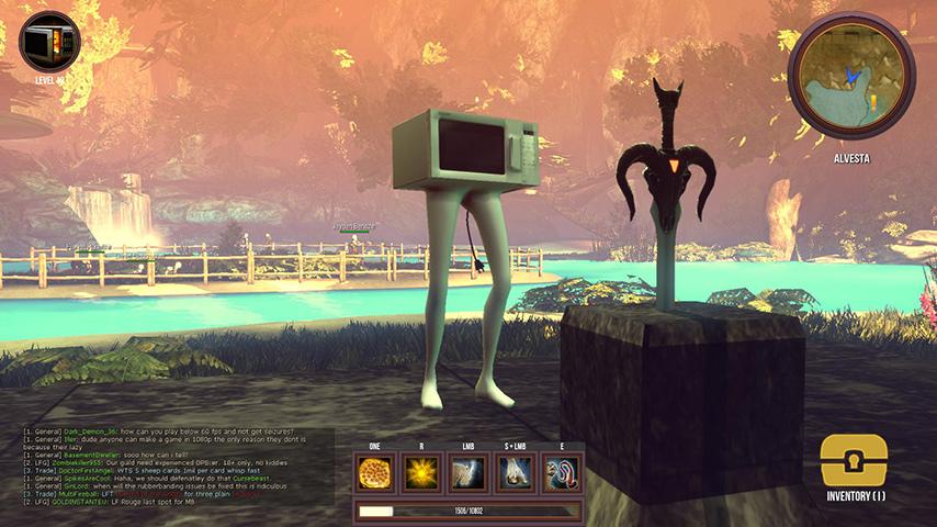 Expansão para Goat Simulator