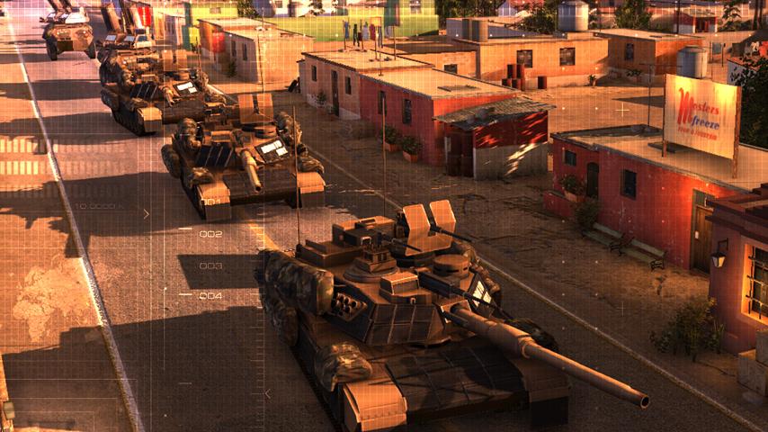 RTS Act of Aggression tem novas informações reveladas