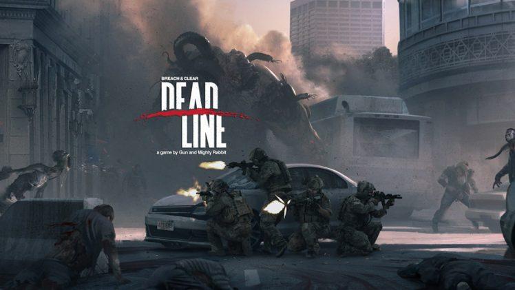 Breach & Clear: Deadline chega no Steam Early Access