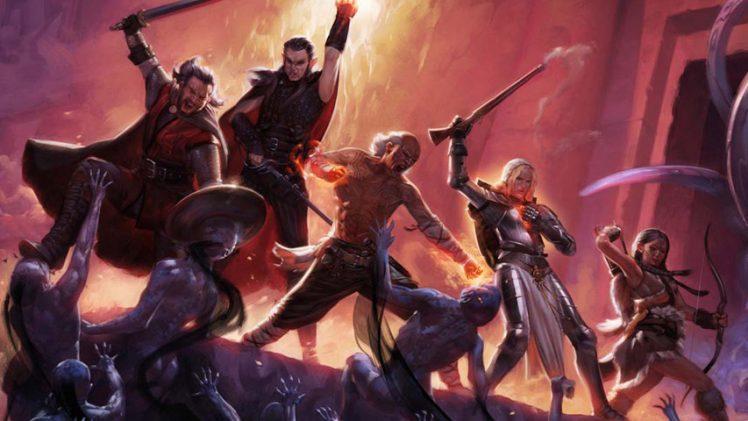 RPG Pillars of Eternity chega em 26 de março para PC