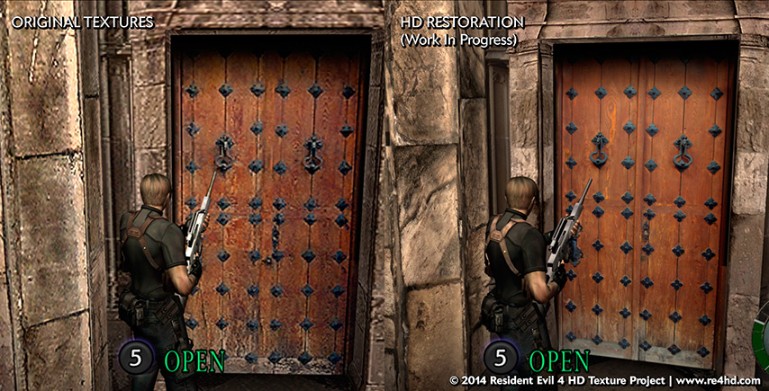 Resident Evil 4 para PC