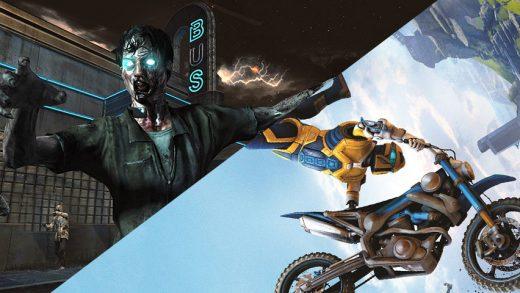 Fã recria modo zombies de Call of Duty em Trials Fusion